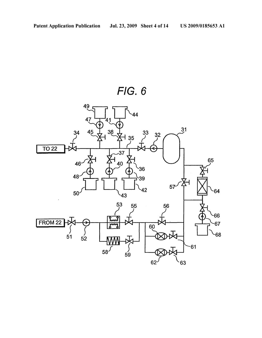 Suppression Method Of Radionuclide Deposition On Reactor Component Nuclear Power Plant Circuit Diagram And Ferrite Film Formation Apparatus Schematic