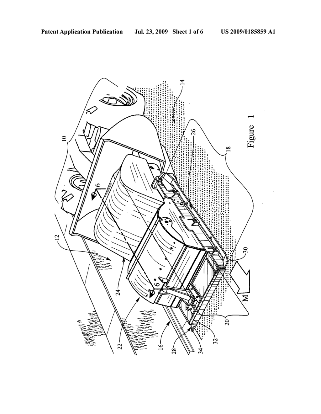 PAVEMENT MILLING ASSEMBLY - diagram, schematic, and image 02