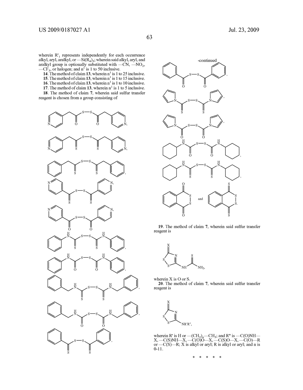 PROCESSES AND REAGENTS FOR SULFURIZATION OF OLIGONUCLEOTIDES - diagram, schematic, and image 115