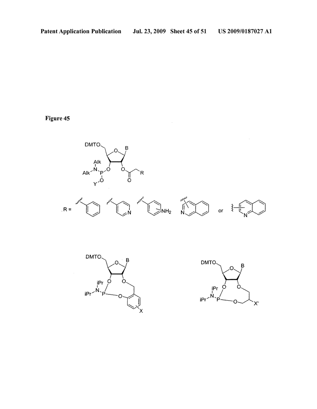 PROCESSES AND REAGENTS FOR SULFURIZATION OF OLIGONUCLEOTIDES - diagram, schematic, and image 46