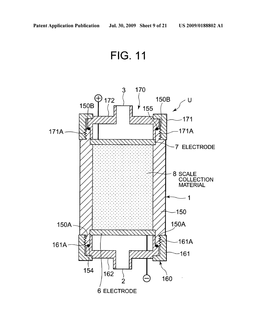 ION REMOVAL DEVICE AND METHOD FOR USING THE SAME - diagram, schematic, and image 10