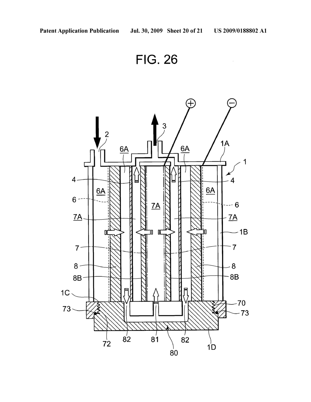 ION REMOVAL DEVICE AND METHOD FOR USING THE SAME - diagram, schematic, and image 21