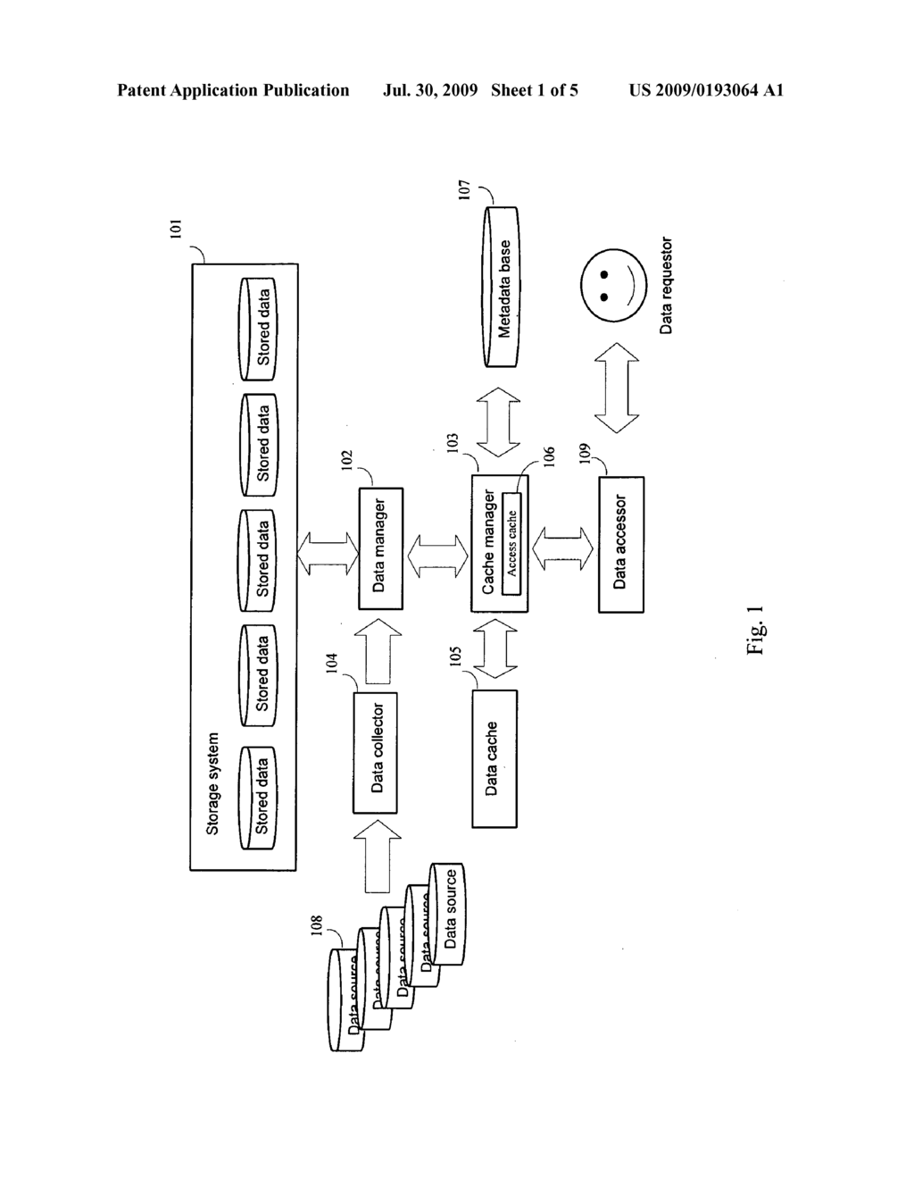 METHOD AND SYSTEM FOR ACCESS-RATE-BASED STORAGE MANAGEMENT OF CONTINUOUSLY STORED DATA - diagram, schematic, and image 02