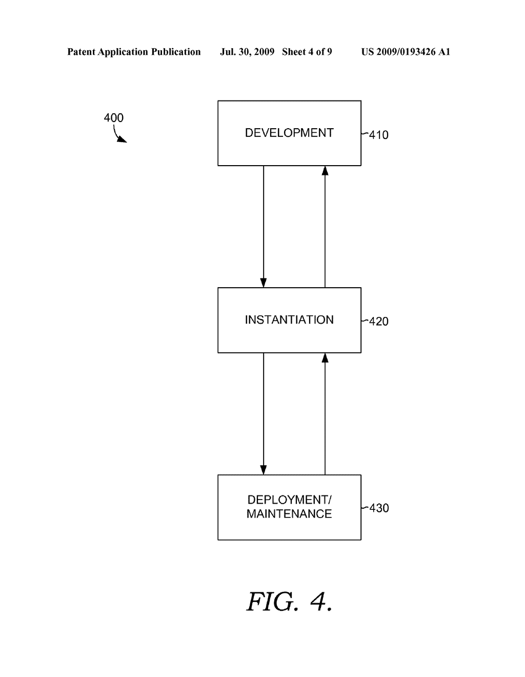 SYSTEM AND METHOD FOR DESCRIBING APPLICATIONS FOR MANAGEABILITY AND EFFICIENT SCALE-UP DEPLOYMENT - diagram, schematic, and image 05