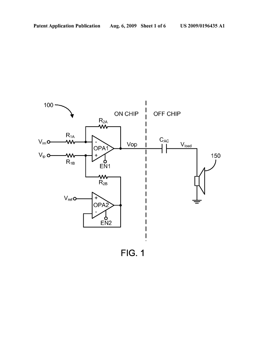 SYSTEM AND METHOD OF REDUCING CLICK AND POP NOISE IN AUDIO PLAYBACK DEVICES - diagram, schematic, and image 02