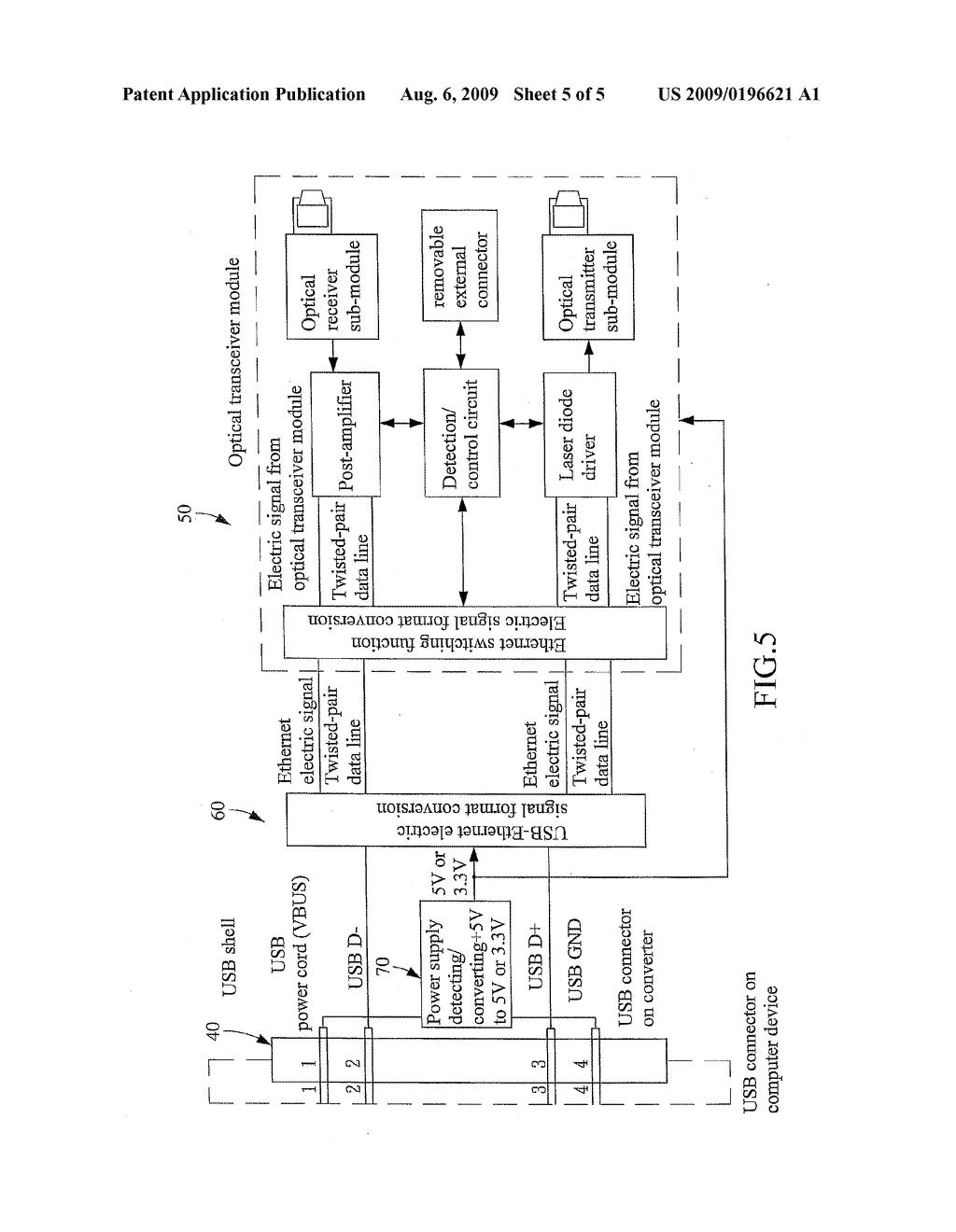 Ethernet Schematic Diagram