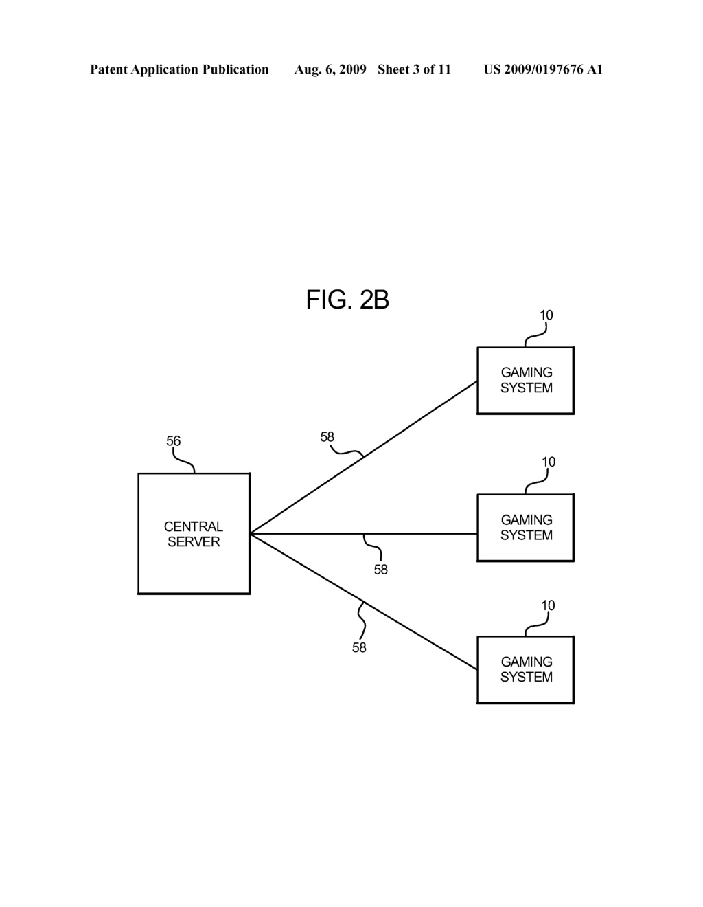 GAMING SYSTEM HAVING A DISPLAY/INPUT DEVICE CONFIGURED TO INTERACTIVELY OPERATE WITH EXTERNAL DEVICE - diagram, schematic, and image 04