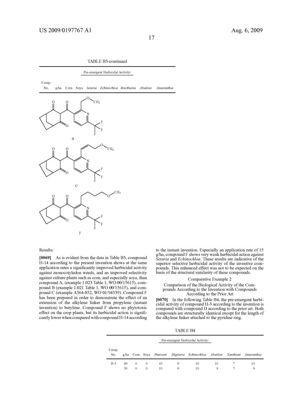 PYRIDINE KETONES WITH HERBICIDAL EFFECT - diagram, schematic, and image 18