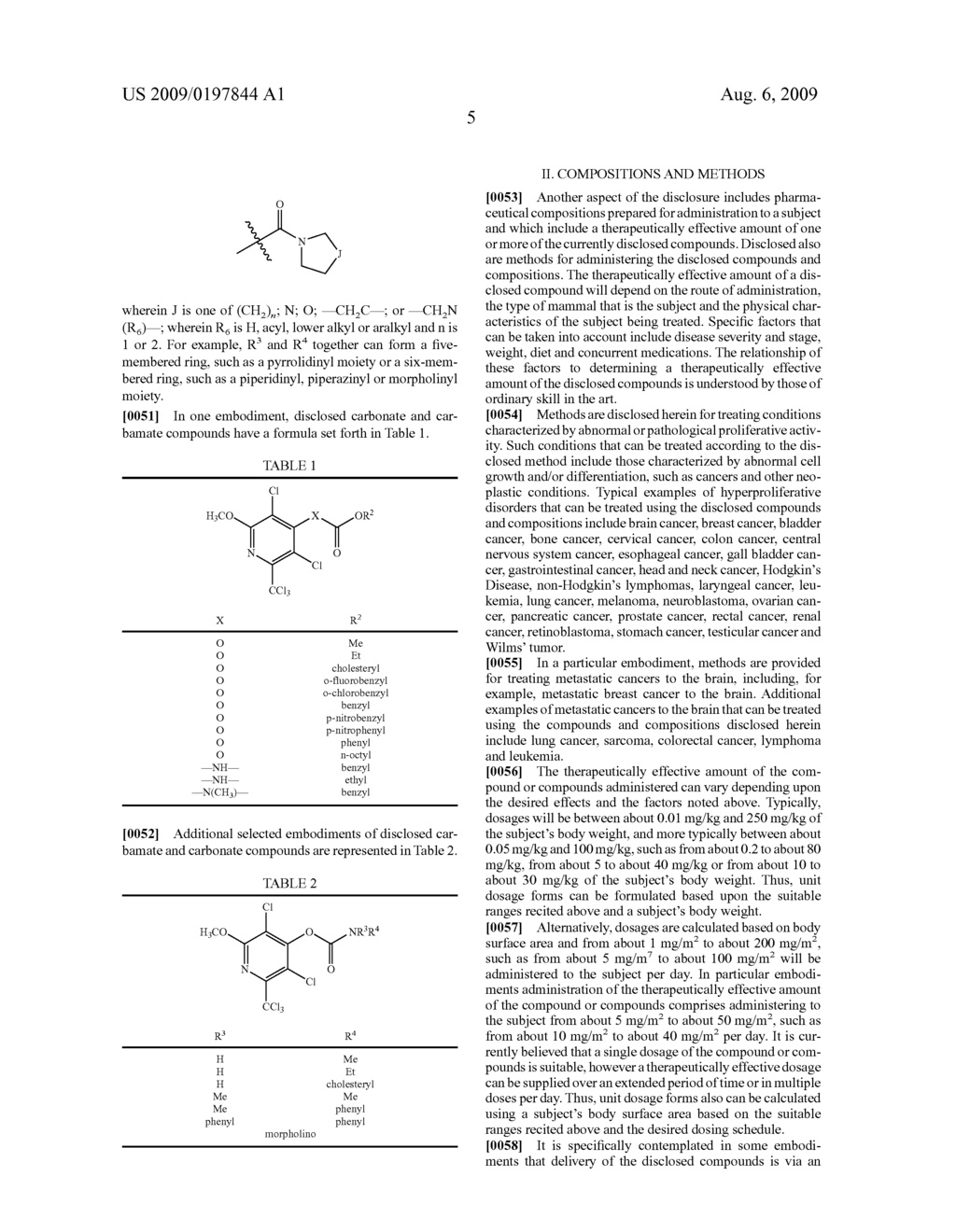 Demethylpenclomedine Analogs and Their Use as Anti-Cancer Agents - diagram, schematic, and image 06