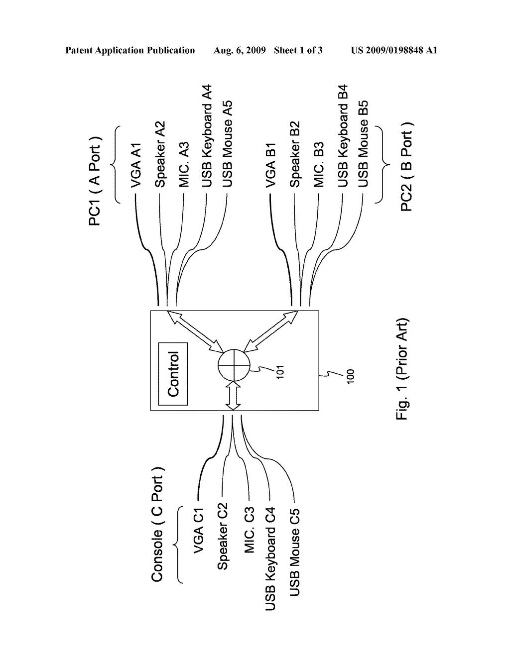 usb splitter schematic
