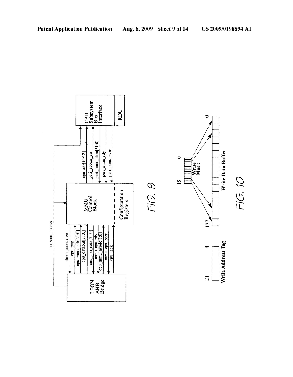 Method Of Updating IC Instruction And Data Cache - diagram, schematic, and image 10