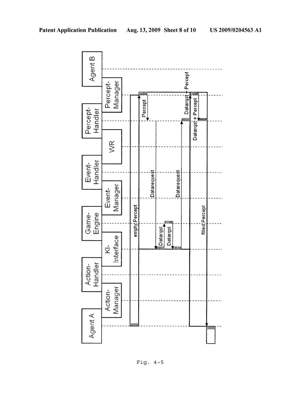 Generic Ai Architecture For A Multi Agent System Diagram Engine Schematic And Image 09