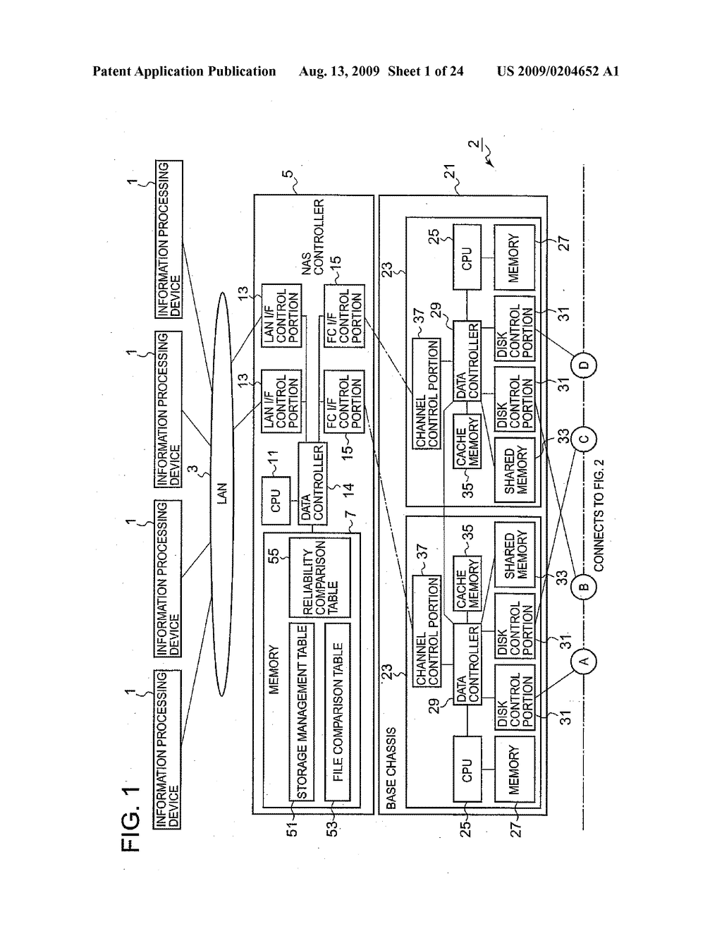 SYSTEM AND METHOD FOR CONTROLLING THE STORAGE OF REDUNDANT ELECTRONIC FILES TO INCREASE STORAGE RELIABILITY AND SPACE EFFICIENCY - diagram, schematic, and image 02