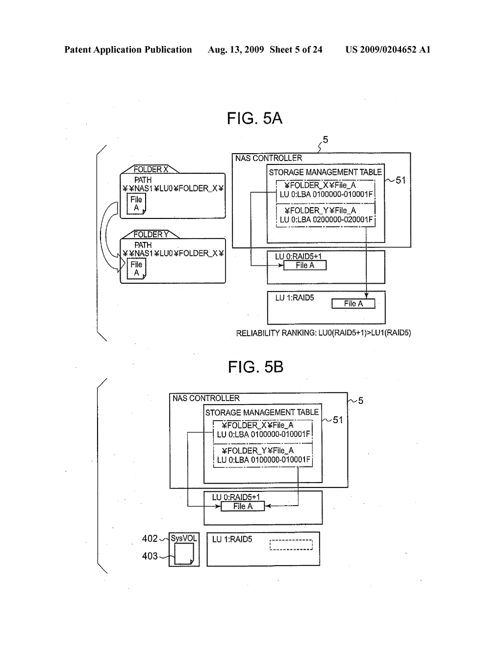SYSTEM AND METHOD FOR CONTROLLING THE STORAGE OF REDUNDANT ELECTRONIC FILES TO INCREASE STORAGE RELIABILITY AND SPACE EFFICIENCY - diagram, schematic, and image 06