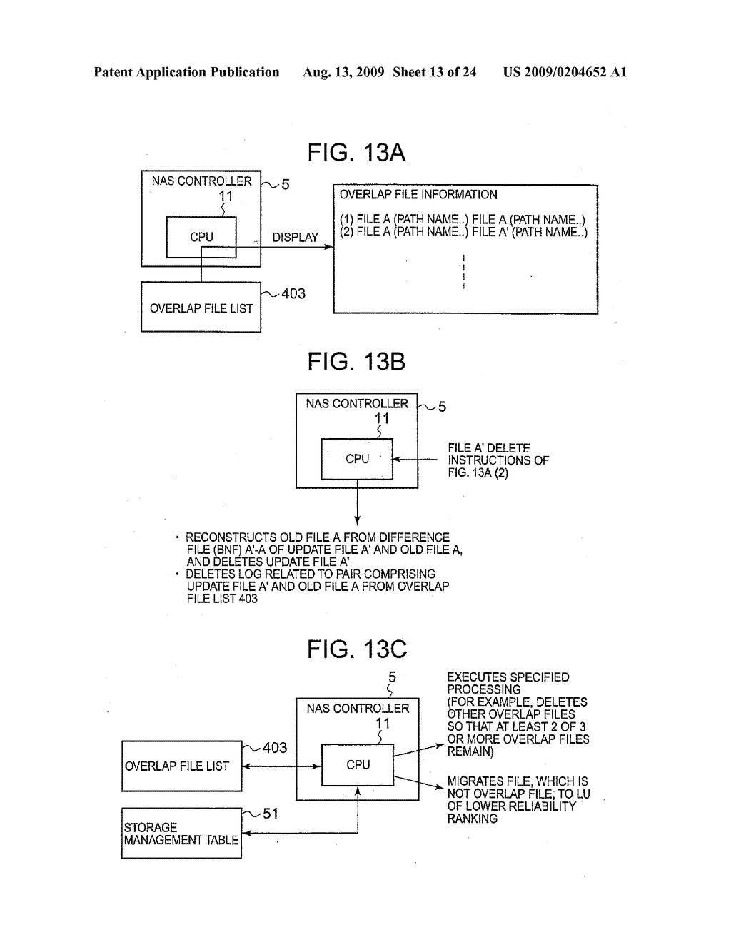 SYSTEM AND METHOD FOR CONTROLLING THE STORAGE OF REDUNDANT ELECTRONIC FILES TO INCREASE STORAGE RELIABILITY AND SPACE EFFICIENCY - diagram, schematic, and image 14