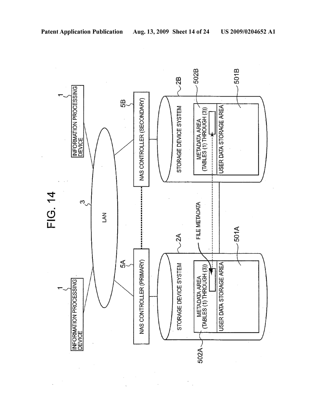 SYSTEM AND METHOD FOR CONTROLLING THE STORAGE OF REDUNDANT ELECTRONIC FILES TO INCREASE STORAGE RELIABILITY AND SPACE EFFICIENCY - diagram, schematic, and image 15