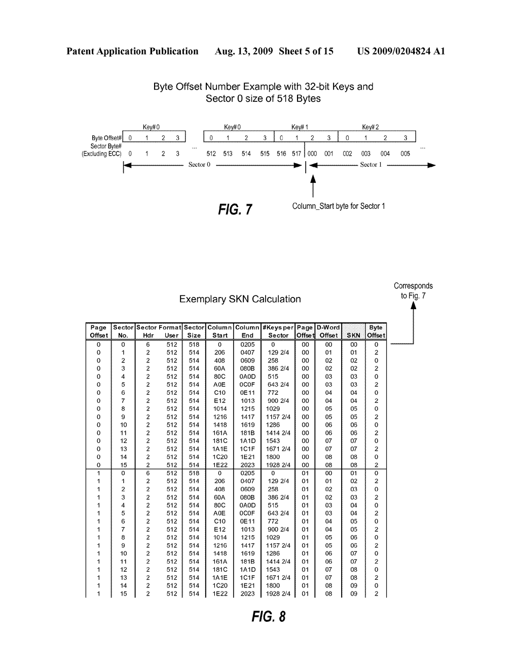 SYSTEM, METHOD AND MEMORY DEVICE PROVIDING DATA SCRAMBLING COMPATIBLE WITH ON-CHIP COPY OPERATION - diagram, schematic, and image 06