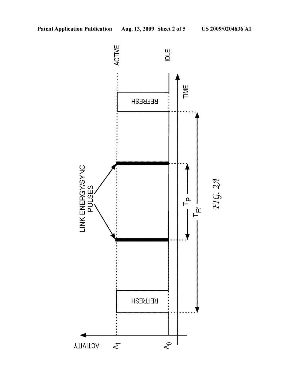 SYSTEM AND METHOD FOR USING A LINK ENERGY SIGNAL IN A PHYSICAL LAYER DEVICE HAVING A SILENT CHANNEL/INTERFACE IN ENERGY EFFICIENT ETHERNET - diagram, schematic, and image 03