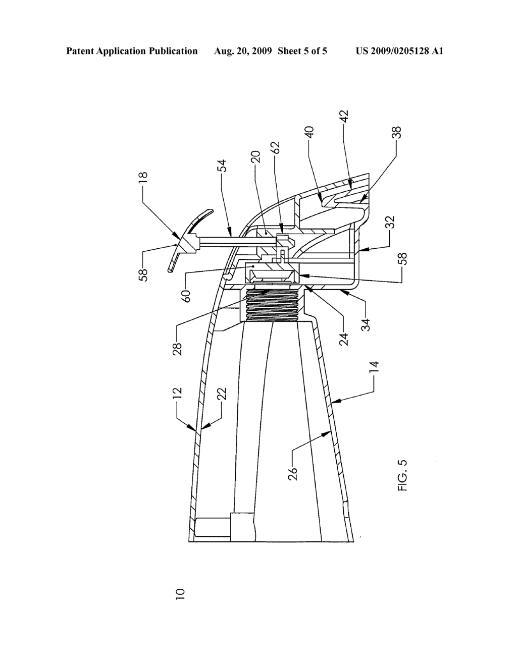 Tub Spout - diagram, schematic, and image 06
