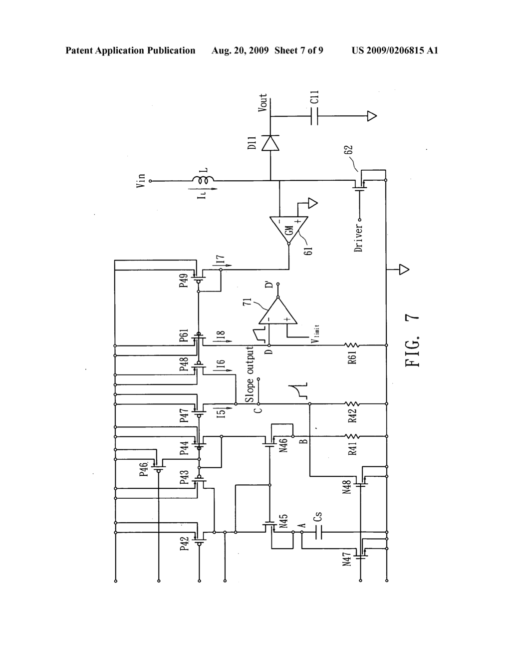 Boost Converter Circuit Diagram Power Efficient Voltage Regulator Tradeoficcom Slope Rate Compensation Method Thereof And Pulse Width 1024x1320