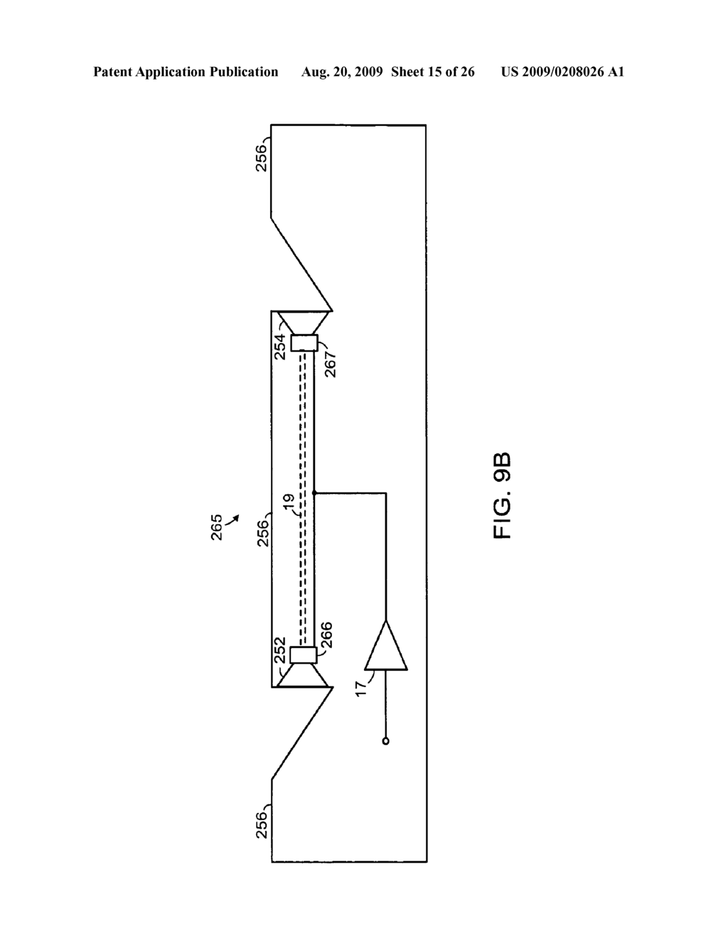 BAFFLE VIBRATION REDUCING - diagram, schematic, and image 16