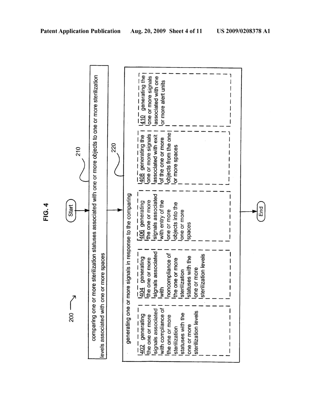 Methods and systems for monitoring sterilization status - diagram, schematic, and image 05