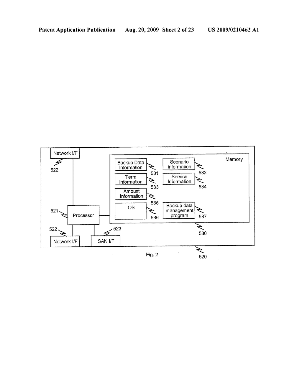 METHODS AND APPARATUS TO CONTROL TRANSITION OF BACKUP DATA - diagram, schematic, and image 03