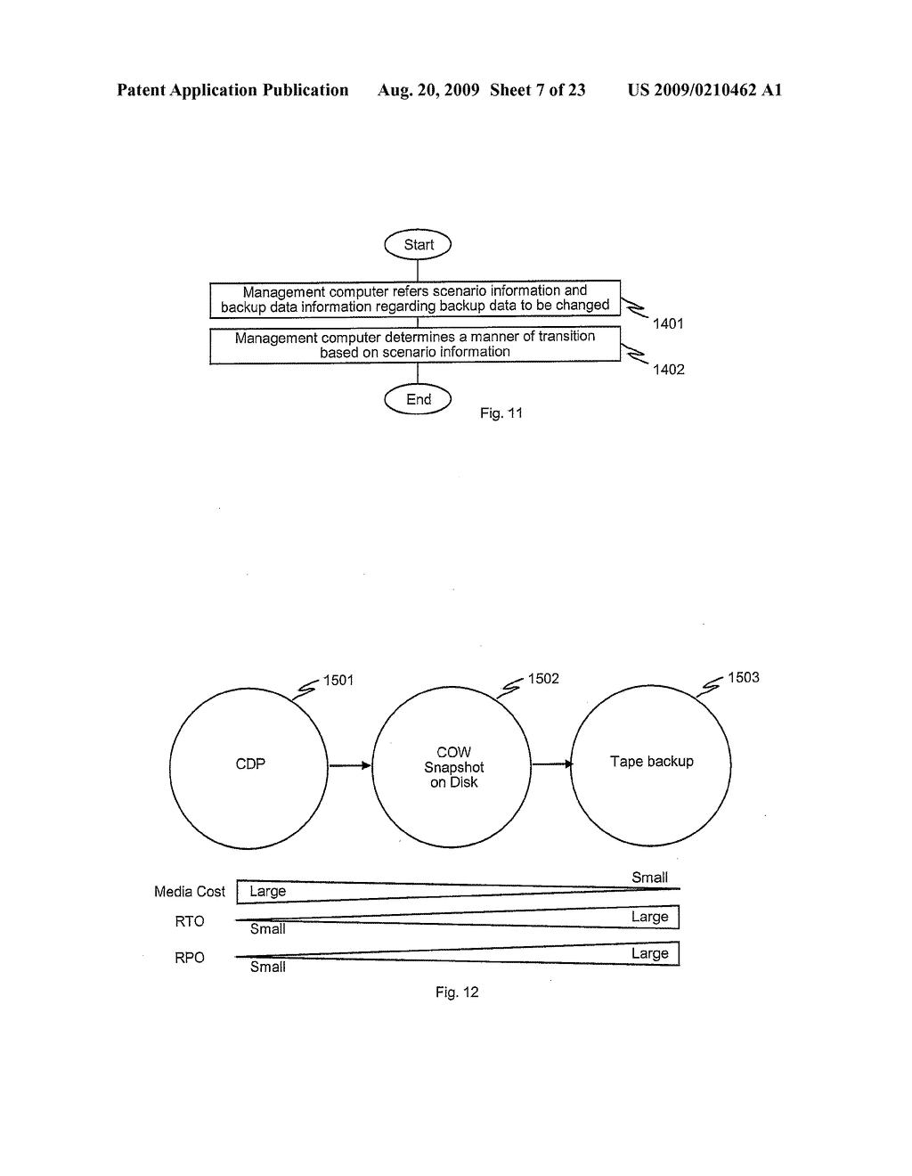 METHODS AND APPARATUS TO CONTROL TRANSITION OF BACKUP DATA - diagram, schematic, and image 08