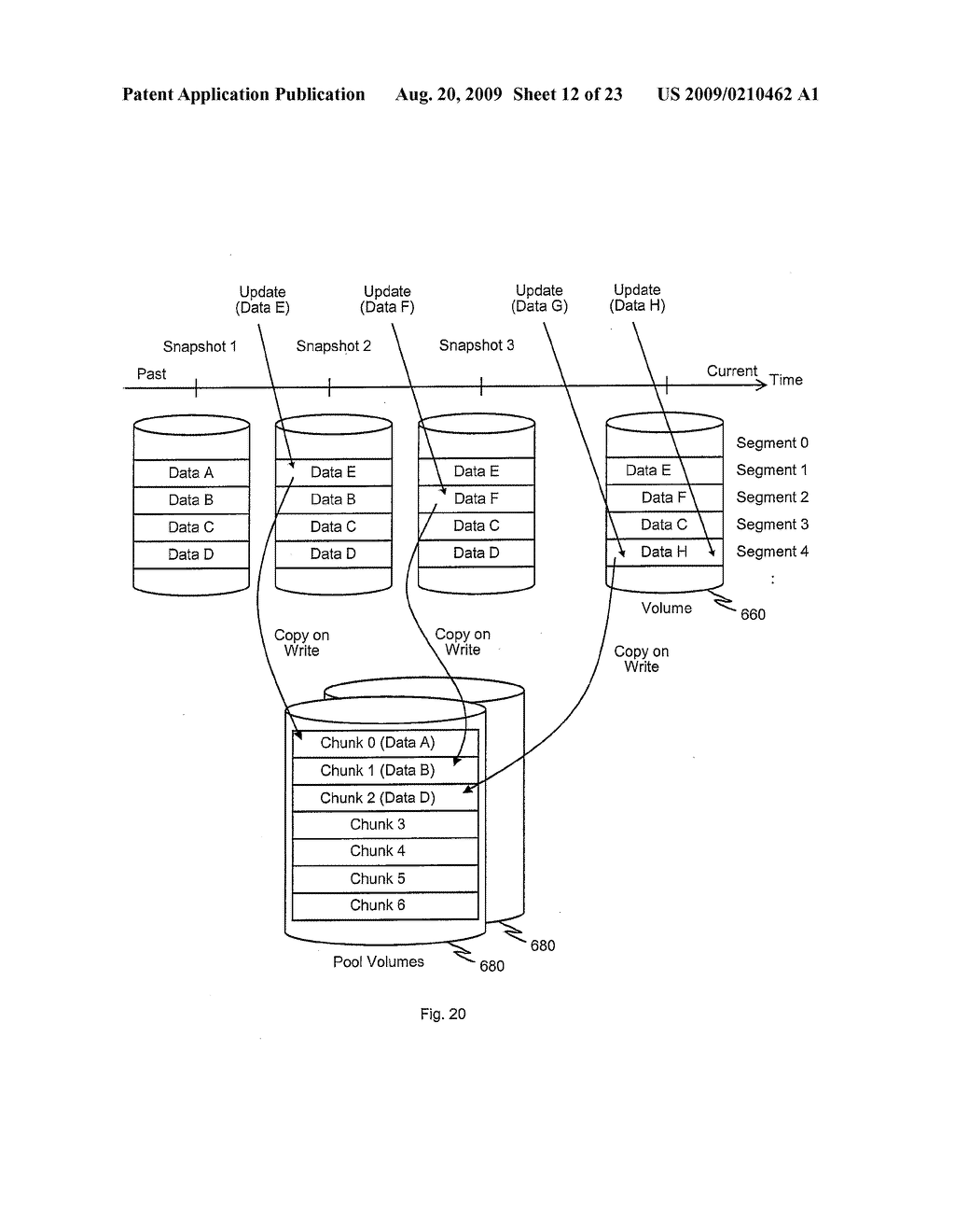 METHODS AND APPARATUS TO CONTROL TRANSITION OF BACKUP DATA - diagram, schematic, and image 13