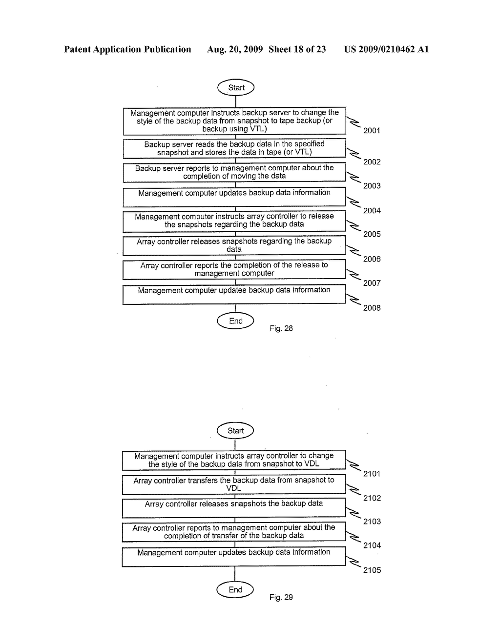 METHODS AND APPARATUS TO CONTROL TRANSITION OF BACKUP DATA - diagram, schematic, and image 19