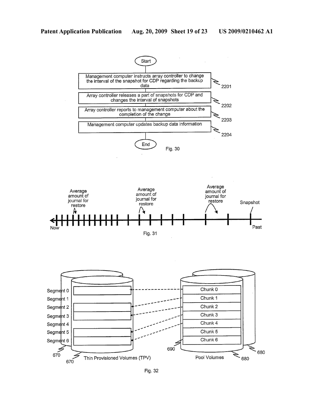 METHODS AND APPARATUS TO CONTROL TRANSITION OF BACKUP DATA - diagram, schematic, and image 20