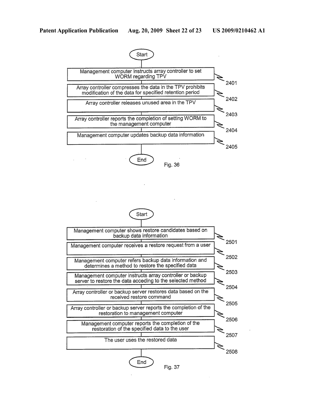 METHODS AND APPARATUS TO CONTROL TRANSITION OF BACKUP DATA - diagram, schematic, and image 23