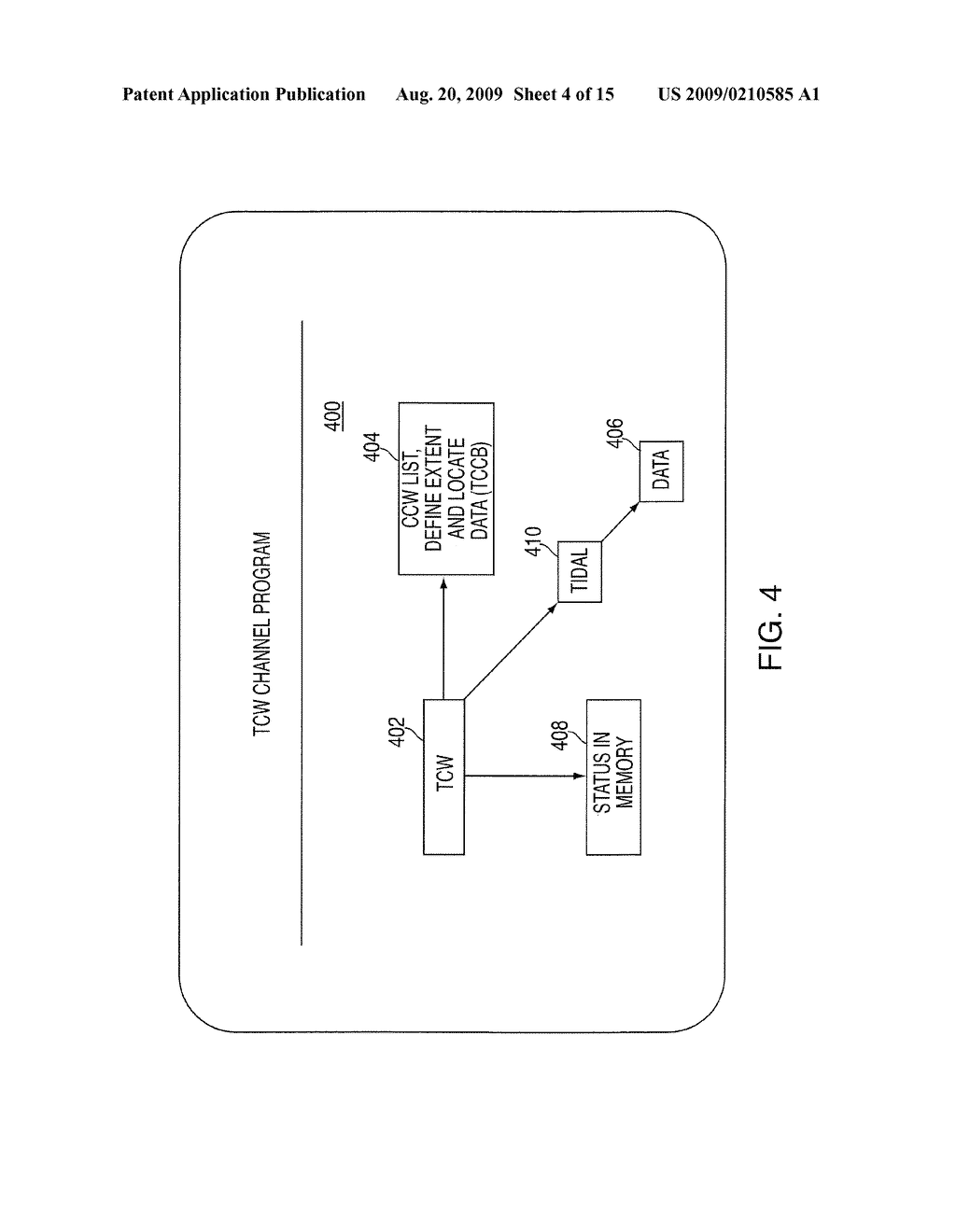 PROCESSING OF DATA TO SUSPEND OPERATIONS IN AN INPUT/OUTPUT PROCESSING LOG-OUT SYSTEM - diagram, schematic, and image 05