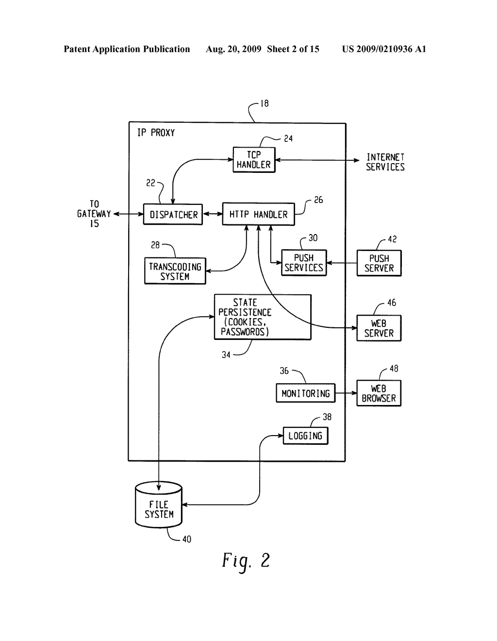 SYSTEM AND METHOD FOR PROVIDING REMOTE DATA ACCESS FOR A MOBILE COMMUNICATION DEVICE - diagram, schematic, and image 03