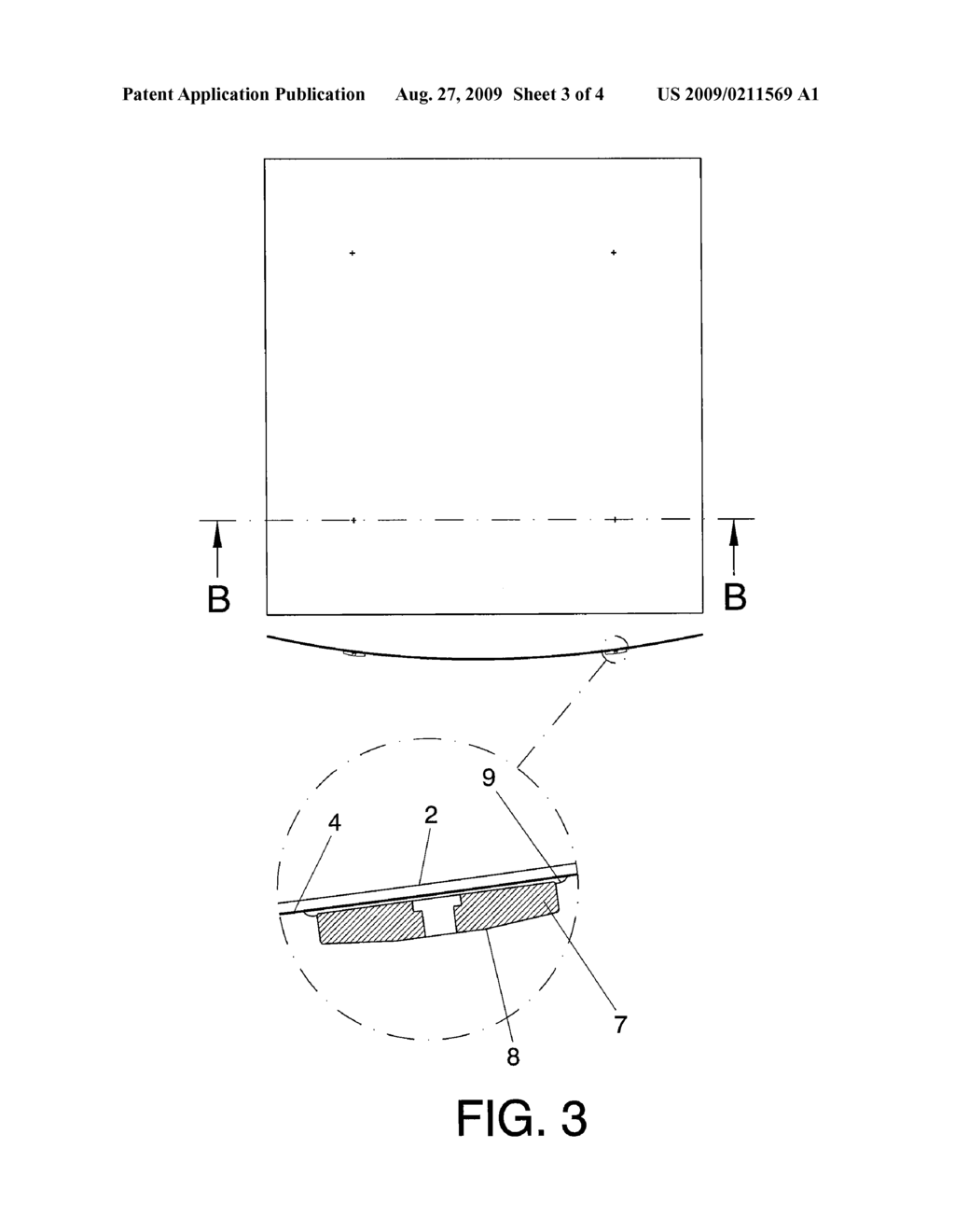 REFLECTOR ELEMENT FOR A SOLAR HEAT REFLECTOR AND THE METHOD FOR PRODUCING THE SAME - diagram, schematic, and image 04