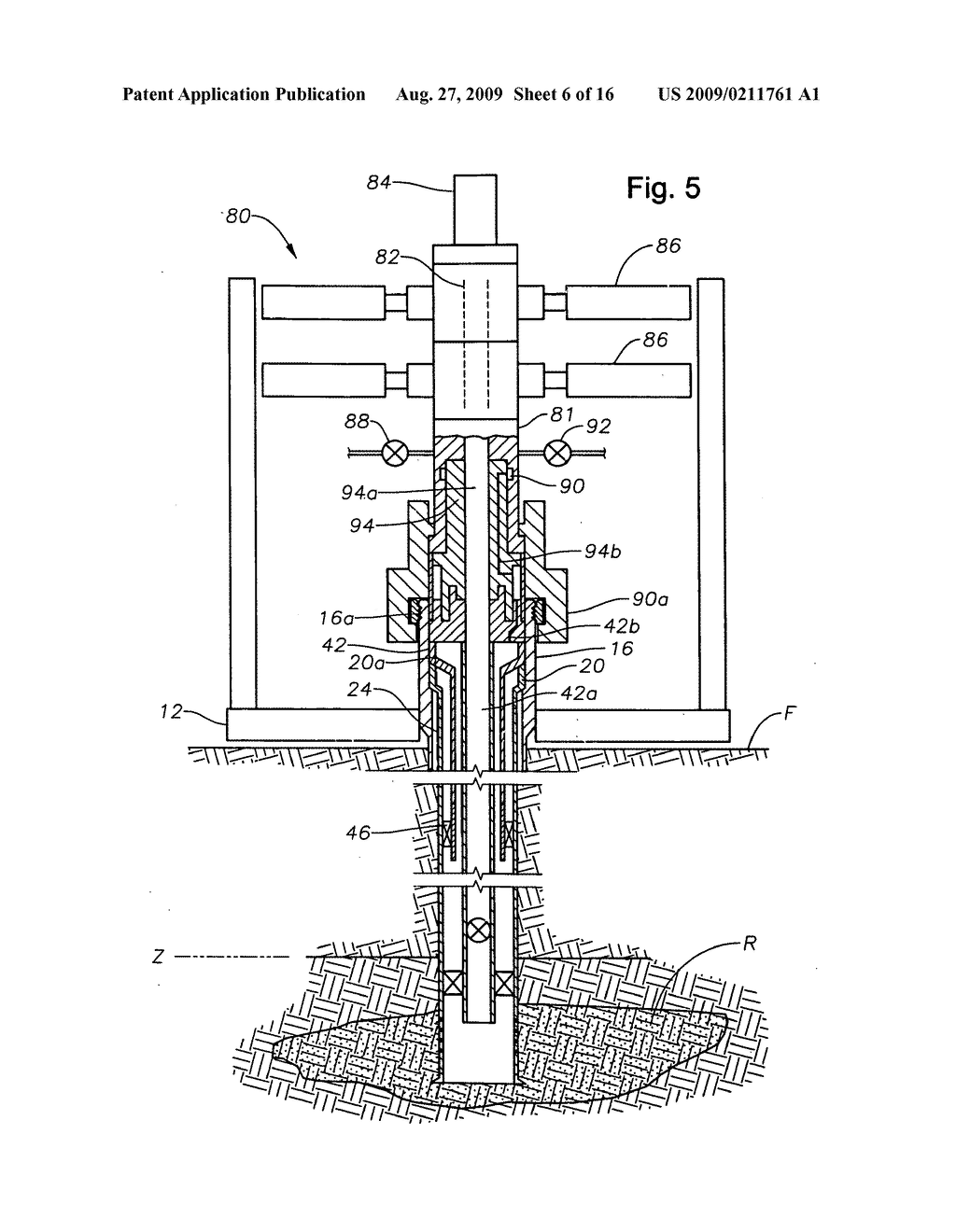 Oil and gas well completion system and method of installation