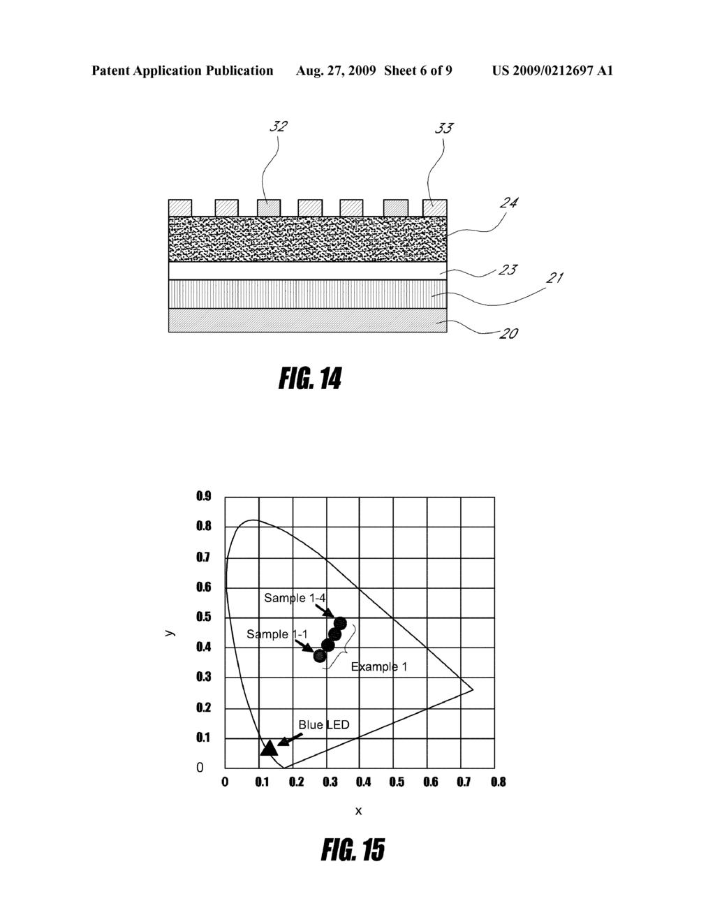 20090212697_07 light emitting device with translucent ceramic plate diagram
