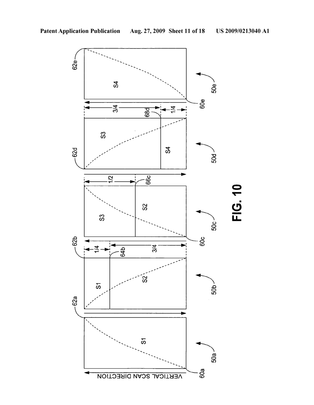 Apparatus and Method for Interpolating the Intensities of Scanned Pixels from Source Pixels - diagram, schematic, and image 12