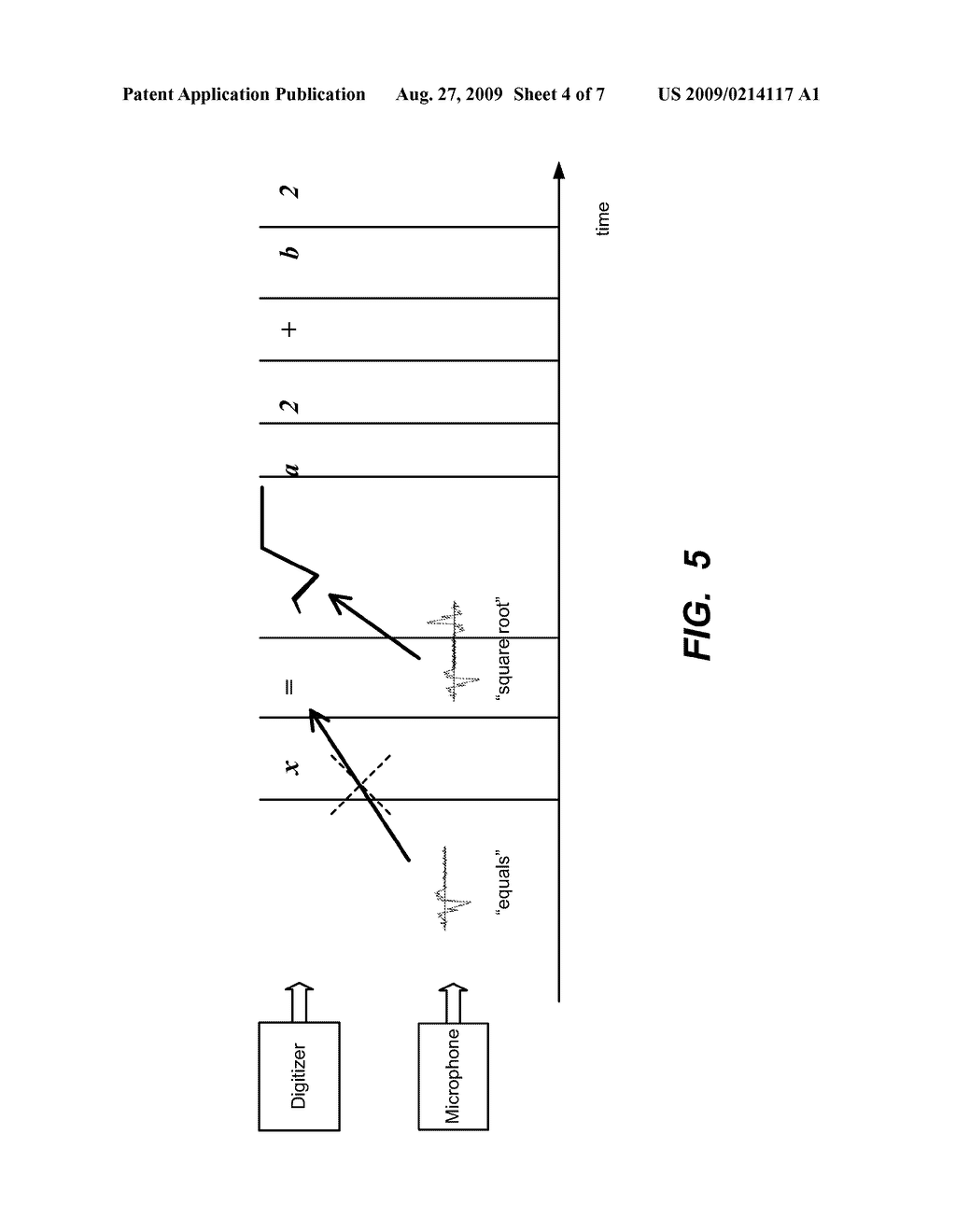 HANDWRITING SYMBOL RECOGNITION ACCURACY USING SPEECH INPUT - diagram, schematic, and image 05