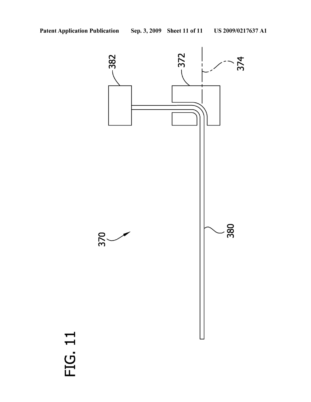 METHOD AND APPARATUS FOR SWINGING LINE - diagram, schematic, and image 12
