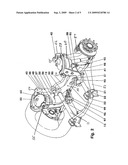 INDEPENDENT SUSPENSION FOR A DOUBLE-WISHBONE HIGH LINK AXLE diagram and image