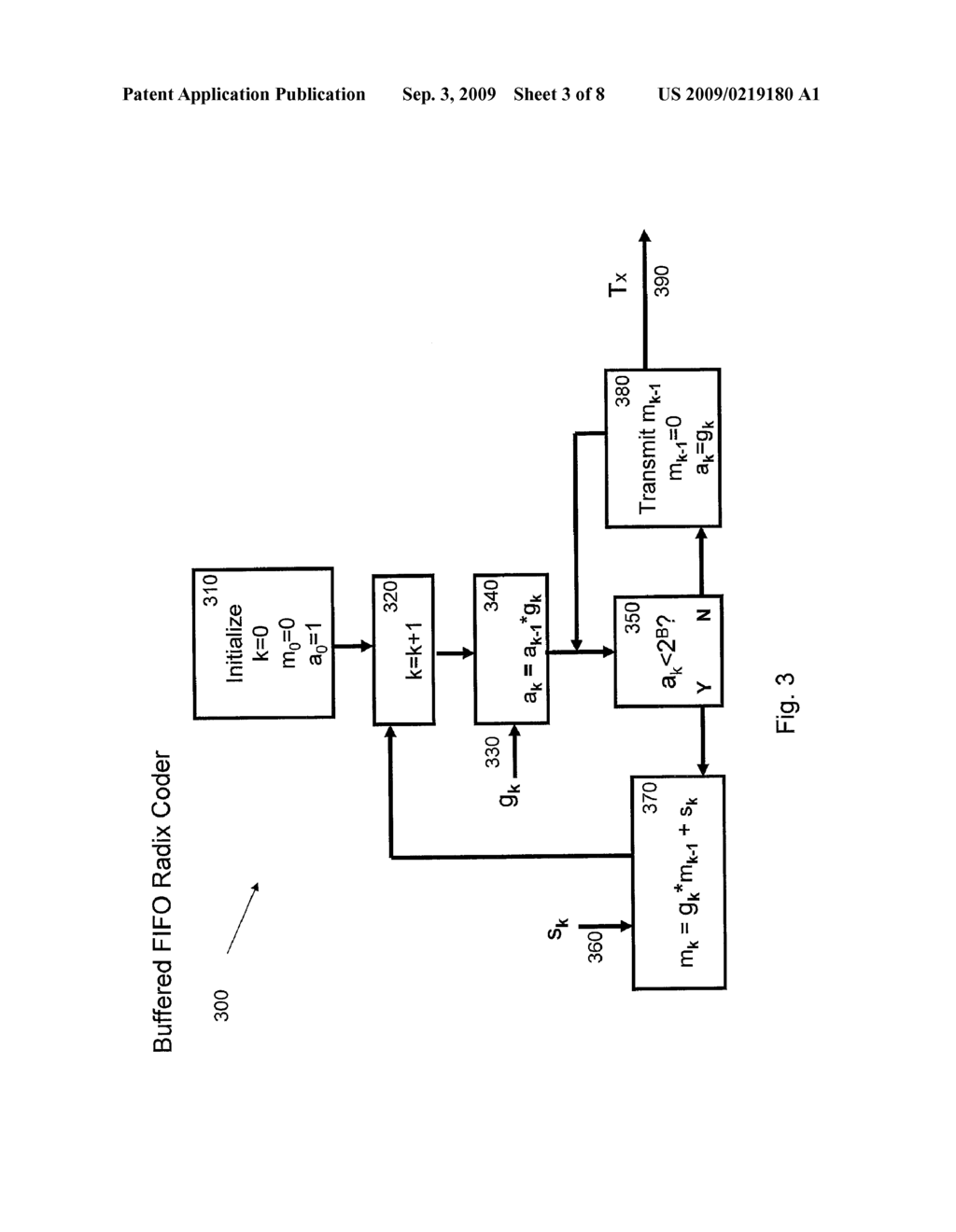 DATA CODING BUFFER FOR ELECTRICAL COMPUTERS AND DIGITAL DATA PROCESSING SYSTEMS - diagram, schematic, and image 04