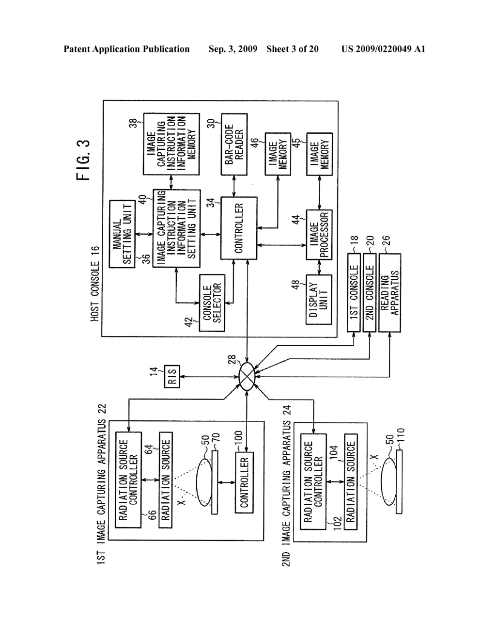 RADIATION IMAGE CAPTURING SYSTEM, RADIATION DETECTING APPARATUS, IMAGE CAPTURING BASE, RADIATION IMAGE CAPTURING METHOD, AND PROGRAM - diagram, schematic, and image 04