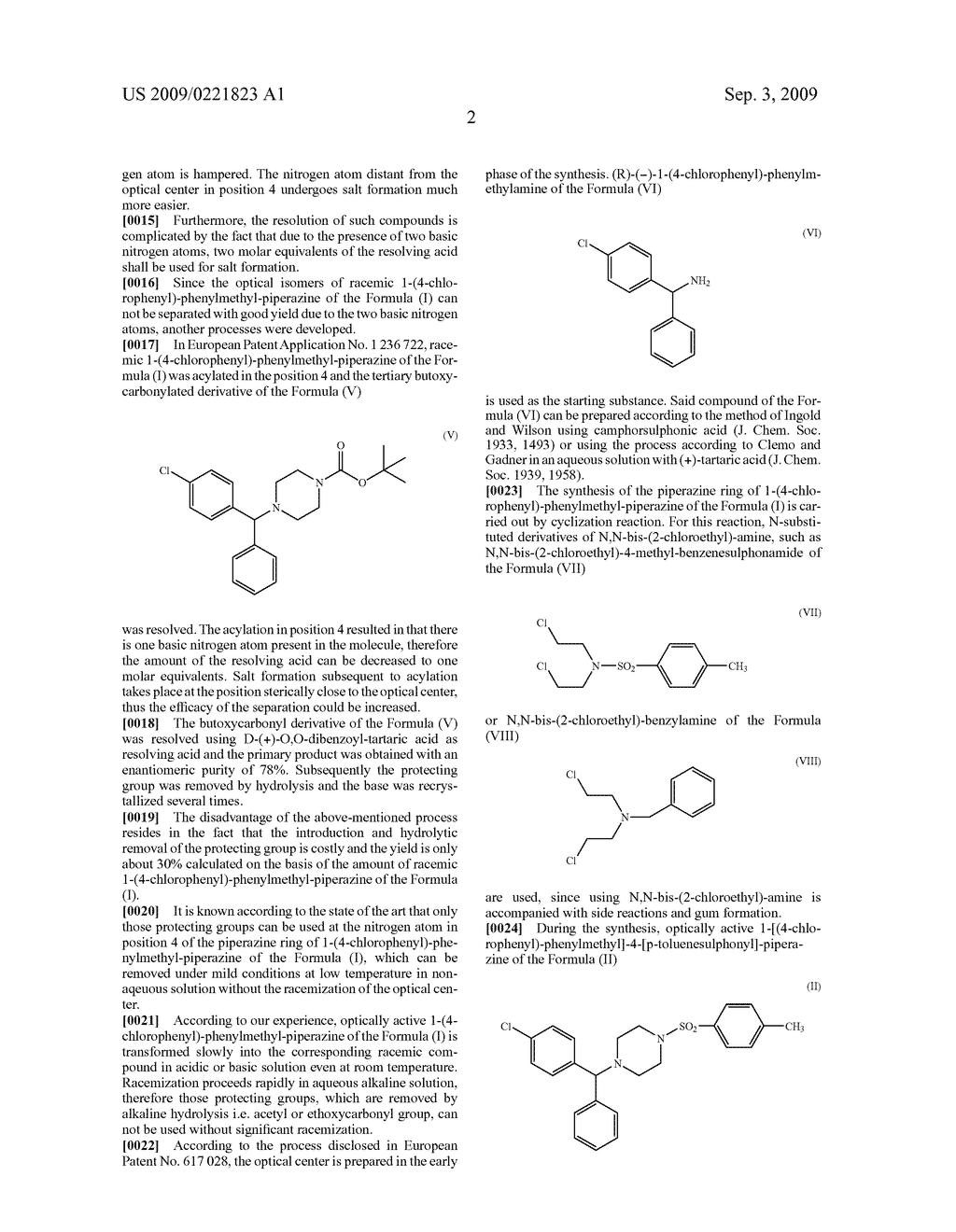 OPTICALLY ACTIVE CARBAMATES, PROCESS FOR PREPARATION THEREOF AND USE THEREOF AS PHARMACEUTICAL INTERMEDIATES - diagram, schematic, and image 03