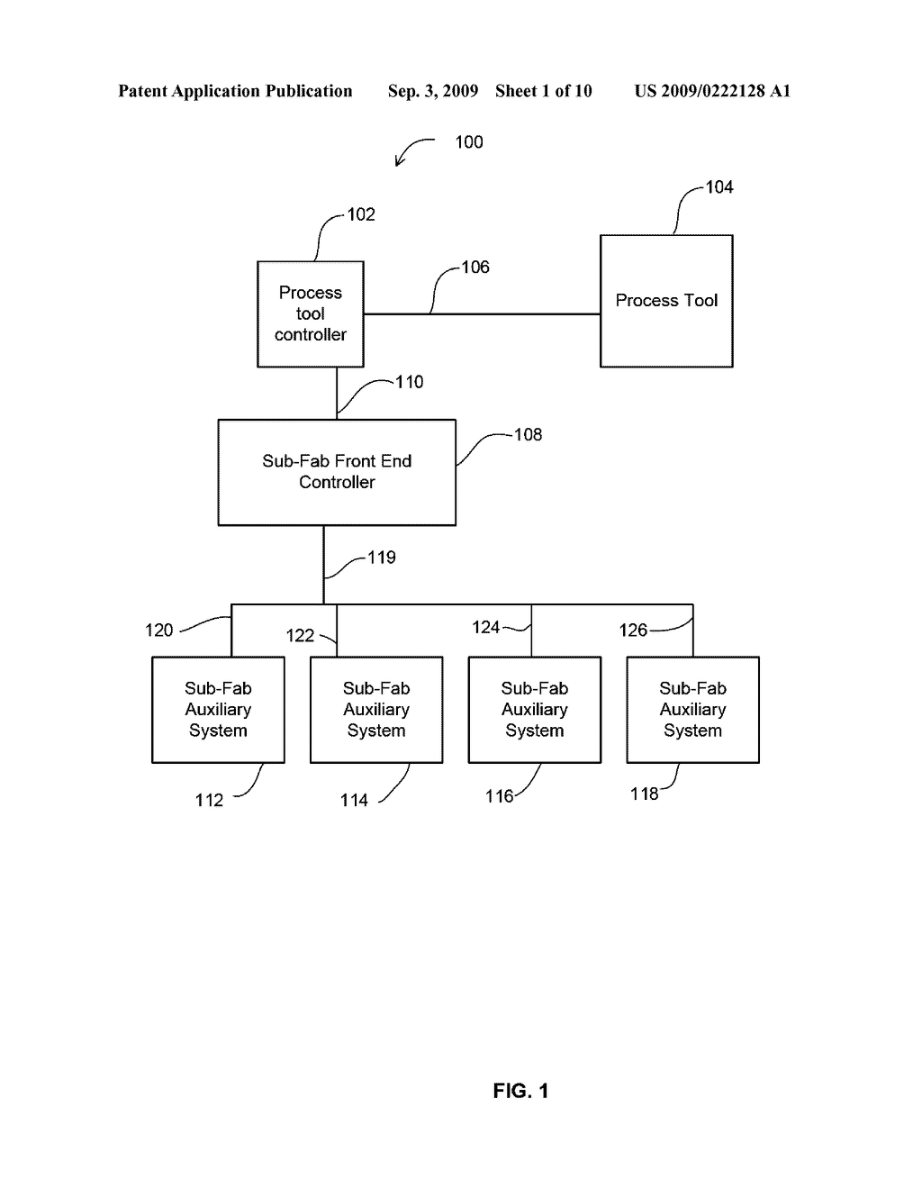 METHODS AND APPARATUS FOR OPERATING AN ELECTRONIC DEVICE MANUFACTURING SYSTEM - diagram, schematic, and image 02