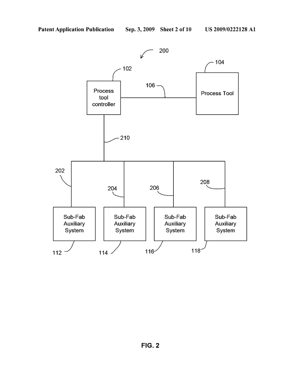 METHODS AND APPARATUS FOR OPERATING AN ELECTRONIC DEVICE MANUFACTURING SYSTEM - diagram, schematic, and image 03
