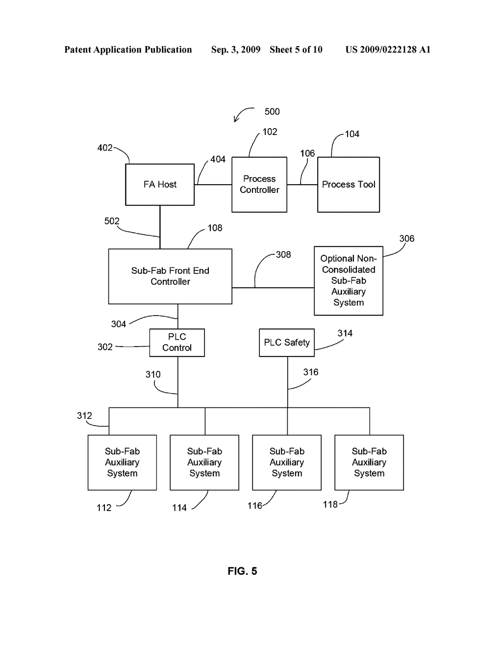 METHODS AND APPARATUS FOR OPERATING AN ELECTRONIC DEVICE MANUFACTURING SYSTEM - diagram, schematic, and image 06