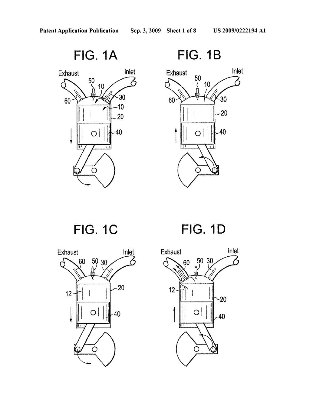 adaptive miller cycle engine diagram, schematic, and image 02 carnot engine cycle miller cycle engine diagram #11