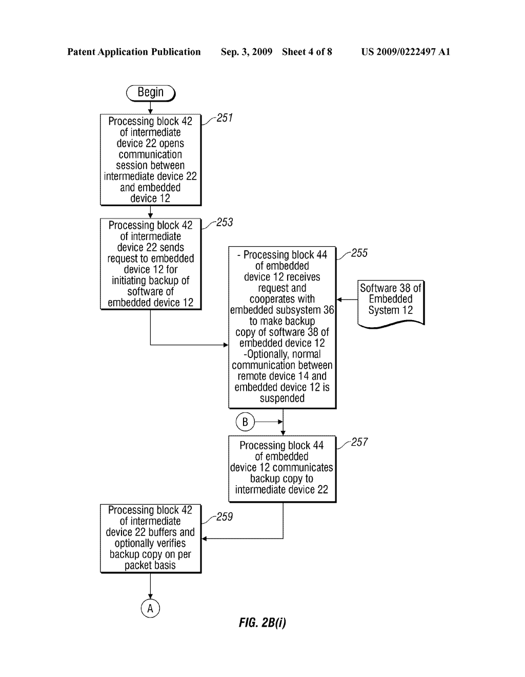 METHOD, SYSTEM AND APPARATUS FOR REMOTE SOFTWARE UPGRADE OF AN EMBEDDED DEVICE - diagram, schematic, and image 05