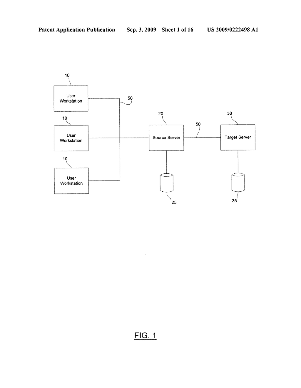 SYSTEM AND METHOD FOR SYSTEM STATE REPLICATION - diagram, schematic, and image 02